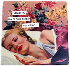 dreamed-my-whole-house-was-clean